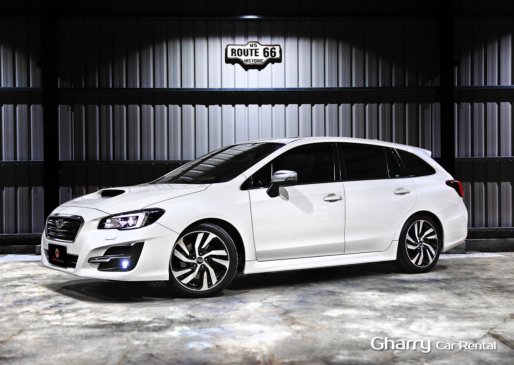 Gharry car SUBARU LEVORG