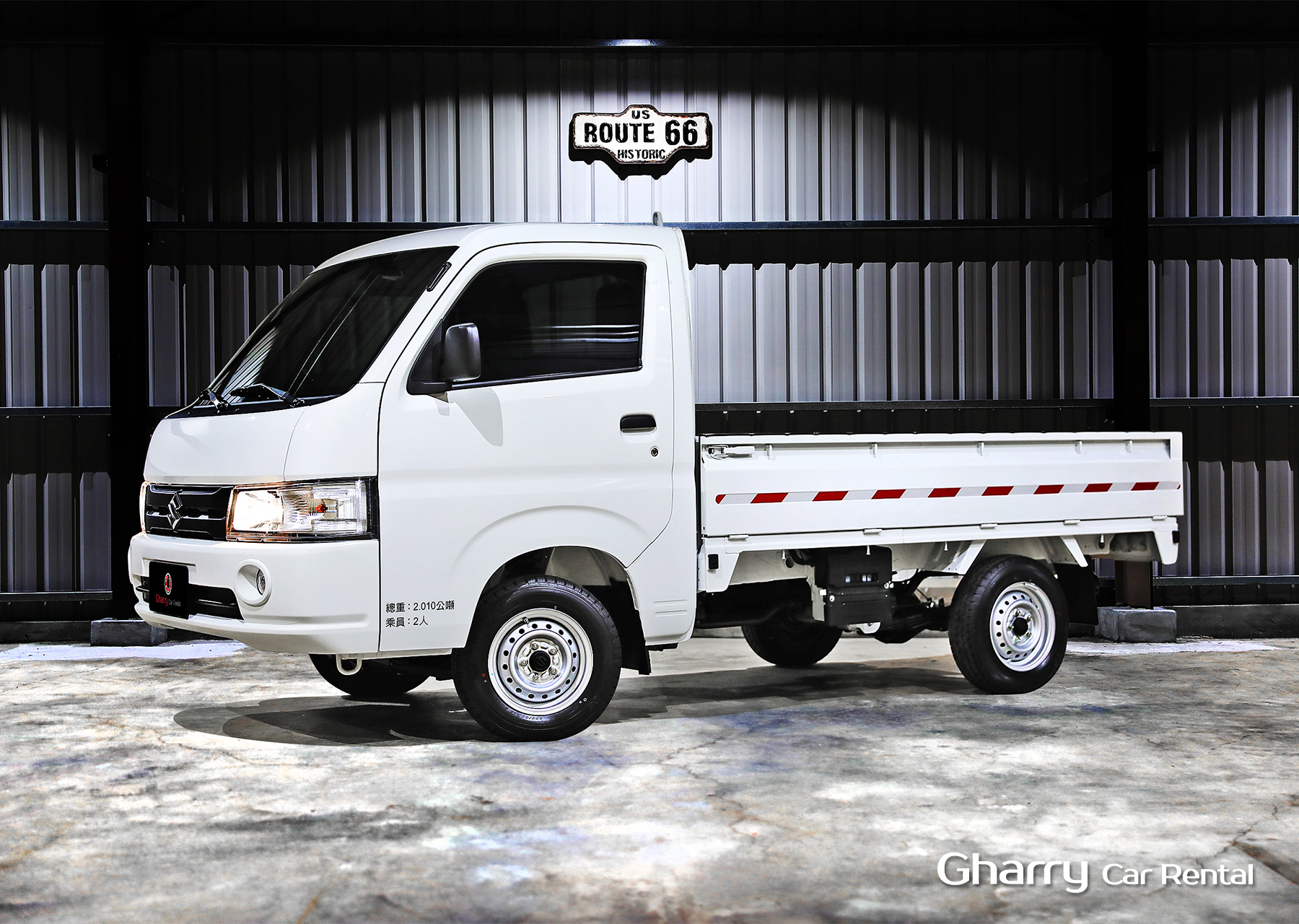 Gharry car SUZUKI CARRY
