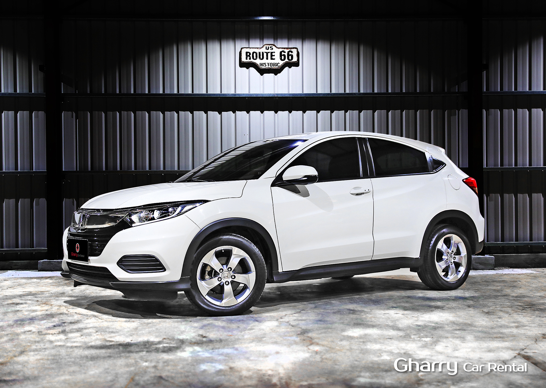 Gharry car HONDA HRV(Vezel)
